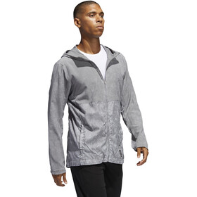 adidas OWN The Run Chaqueta Hombre, grey three